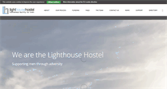Preview of lighthousehostel.org